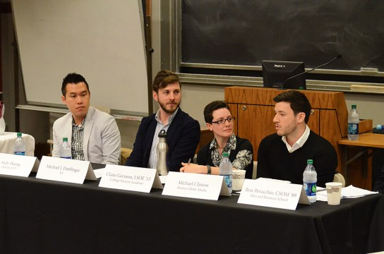 LGBTQ Panel Comes Out On Identity In The Workplace At GLC-Sponsored Event