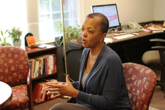 Sarr Broadens Focus With New Role In Provost's Office