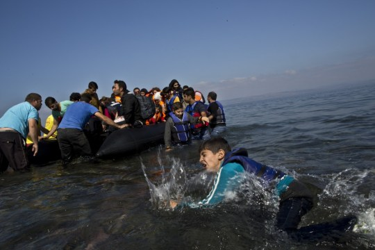 No Help: How Far Humanity Can Go For The Refugees