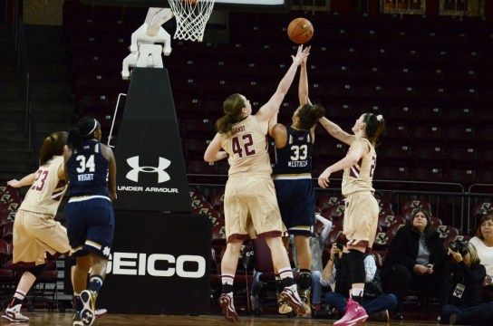 BC Women's Basketball Needs To Buy In (Or Bust)