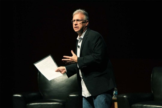 'Fear Is A Great Motivator:' Apple Marketing Head Talks Entrepreneurship