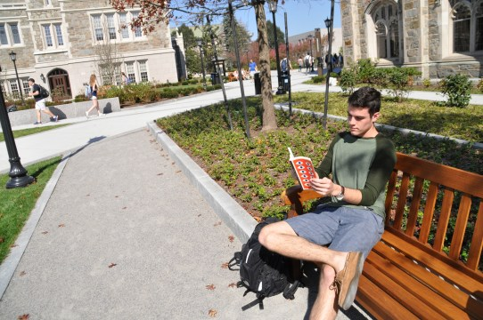 A Call For Increased Weekend Study Hours And Locations At BC