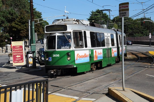 Back On Track: The Reconstruction Of The MBTA