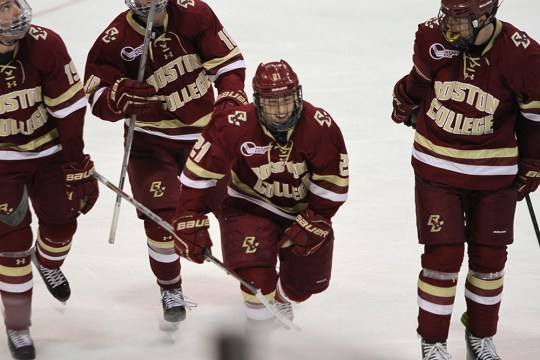 Gaudreau Caps Off Wild Third With Game-Winning Goal