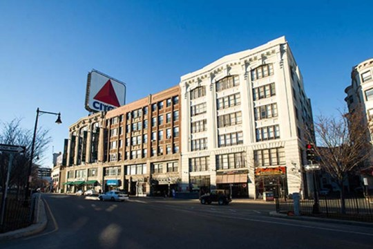 Boston University Looking to Sell Building that Houses Citgo Sign