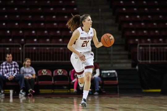 Lockdown Defense And Offensive Rebounding Carry Eagles Past Yale