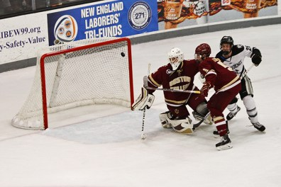 Providence scores on Ian Milosz