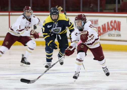 How Makenna Newkirk Has Quickly Become BC's Brightest Star