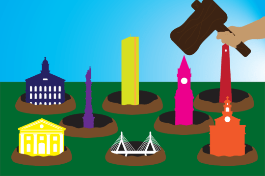 No More Whac-a-Mole: Protecting Our Arts Culture