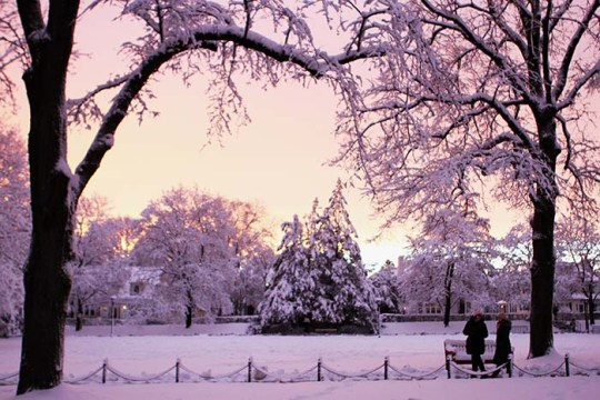 Get Chilly: Record Low Temperatures Rock the New England Area