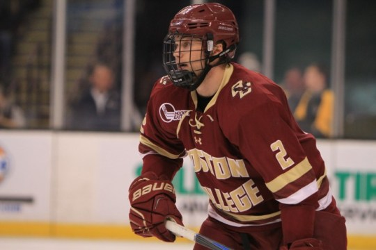 Previewing BC Hockey: What to Expect From Merrimack