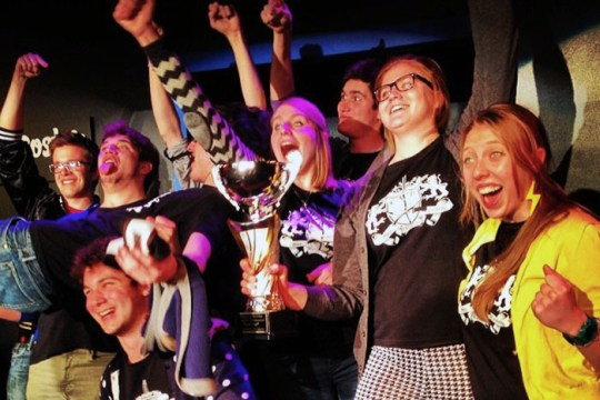 Prior to Comedy Beanpot, BC Improv Group to Host a Preview