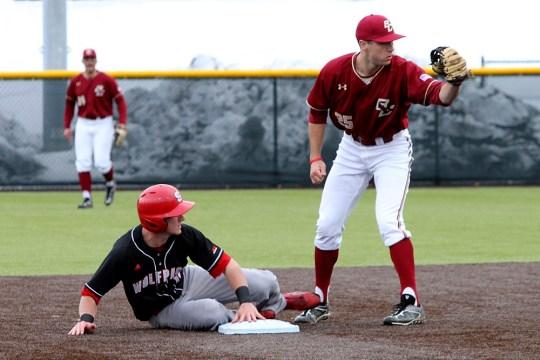 Birdball Shines Again, Takes Two Against No. 8 North Carolina State