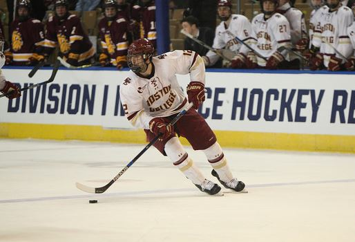 Five Eagles Departing for Professional Hockey