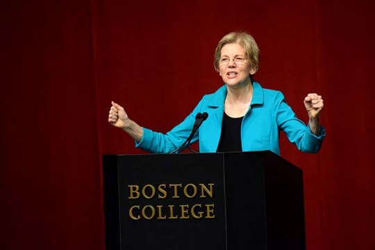 'Here Is the Hard Truth:' Elizabeth Warren Discusses Inequality