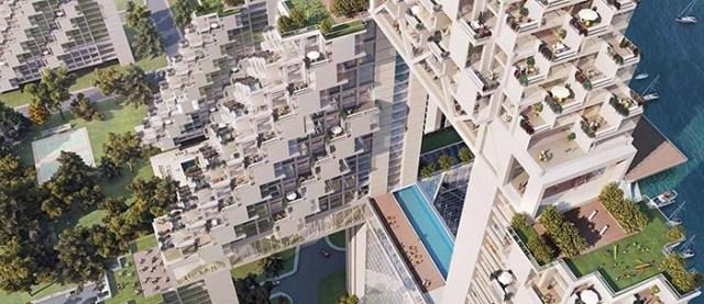 BSA Exhibit Showcases Safdie's Naturalistic Style of Architecture