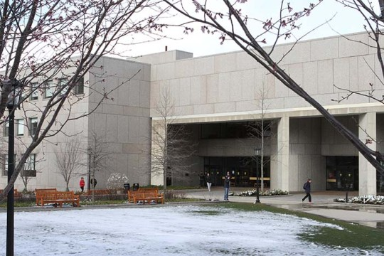 BC Libraries and UGBC Extend O'Neill Library Hours to 24/7
