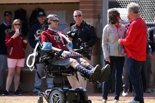Birdball To Retire Pete Frates' Number