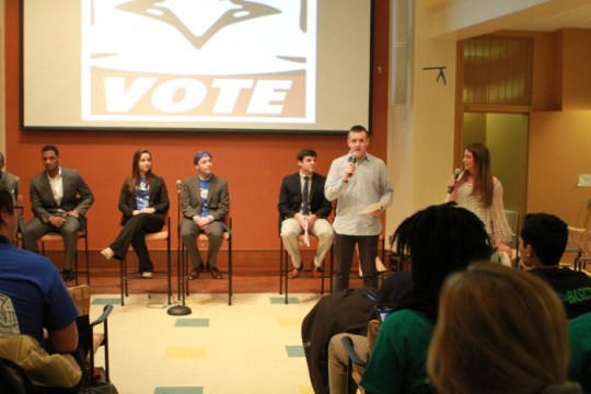 After Five Extra Weeks, Elections Committee Looks Back at a Hectic Election