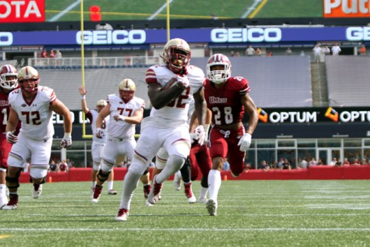 Wagner Game Provides Opportunity for BC to Return to Basics