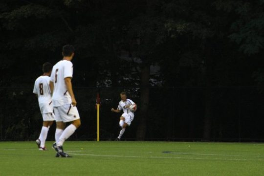 Men's Soccer Falls to Syracuse in Elite Eight Rematch
