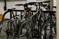borrowing bikes