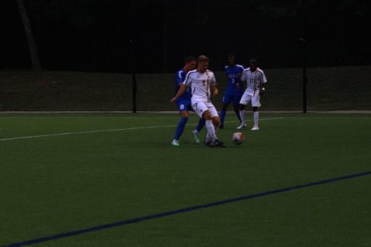 Set Pieces, Wing Play Give BC Advantage Over Duke