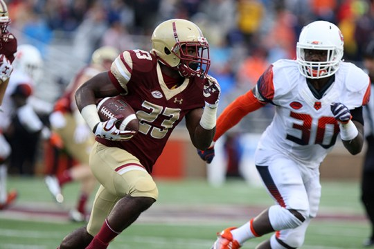 Notebook: BC Fails to Capitalize on Defensive Stands Against Syracuse