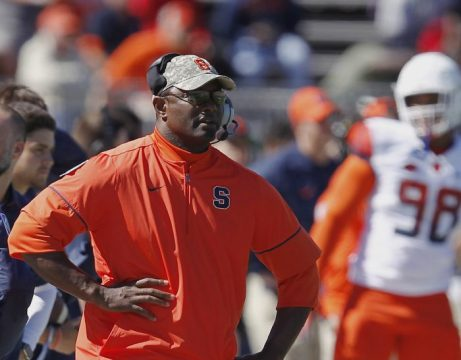 Eagles Face Must-Win Game Against Syracuse