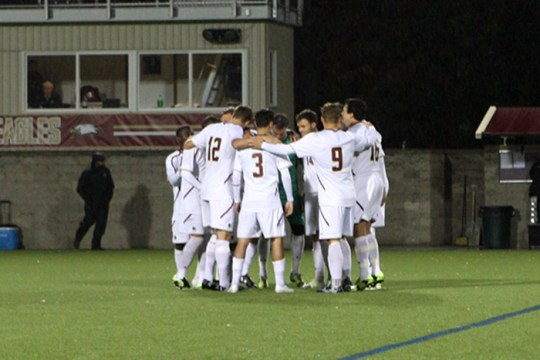 Lewis' Late Equalizer Forces Draw Against Louisville