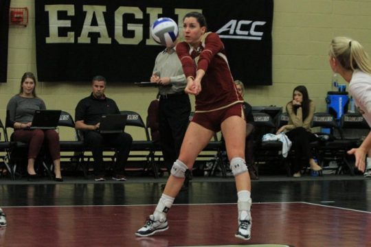 Volleyball Extends Losing Streak With Losses to Florida State and Miami