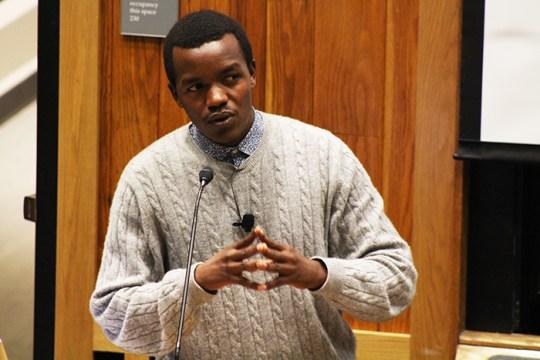 Rwandan Genocide Survivor Shares His Story of Tragedy, Forgiveness
