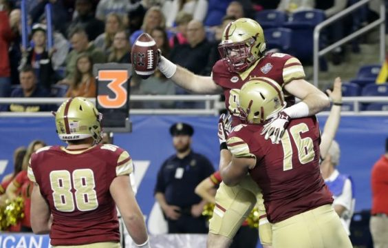 Boston College Defeats Maryland, Wins First Bowl Game Since 2007