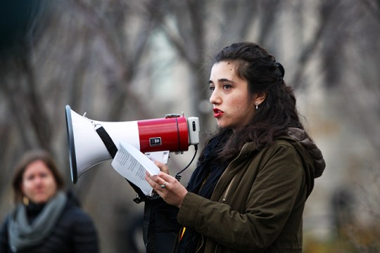 Eradicate BC Racism Faces Potential Sanctions From University
