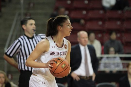 Eagles Dominate Boards in Win Over Central Connecticut State