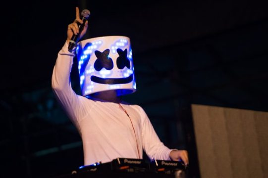 CAB Announces Plexapalooza Date, Indicates on Social Media That Marshmello Likely to Perform
