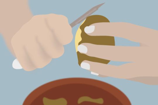 The Importance of Potato Skins