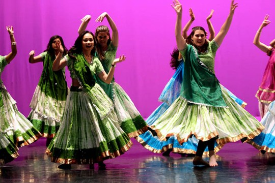 SASA Showcase Pokes at Cultural Stereotypes in Culture Performance