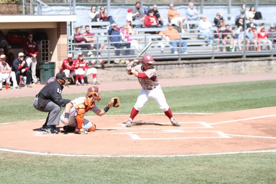 Clemson Rides Shutdown Pitching in Sweep of Eagles