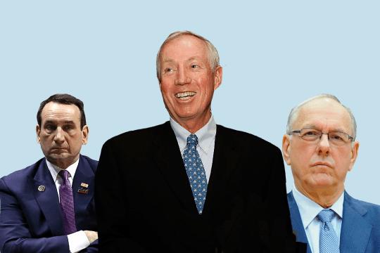 Just Like Krzyzewski, Men's Hockey Will Bounce Back