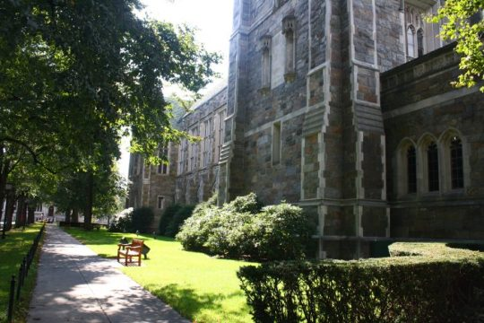 McNellis Examines 'Hookup Culture' Through Jesuit Lense