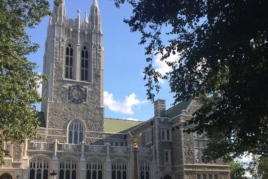 Academic Deans Release Statement Denouncing DACA Decision