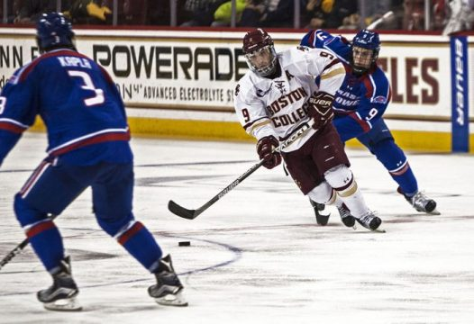 Long Ride Home: Austin Cangelosi Is Back Where It All Began