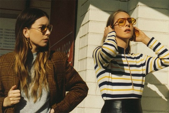 """HAIM's """"Right Now"""" Music Video Focuses Attention to the Band's Raw Energy"""