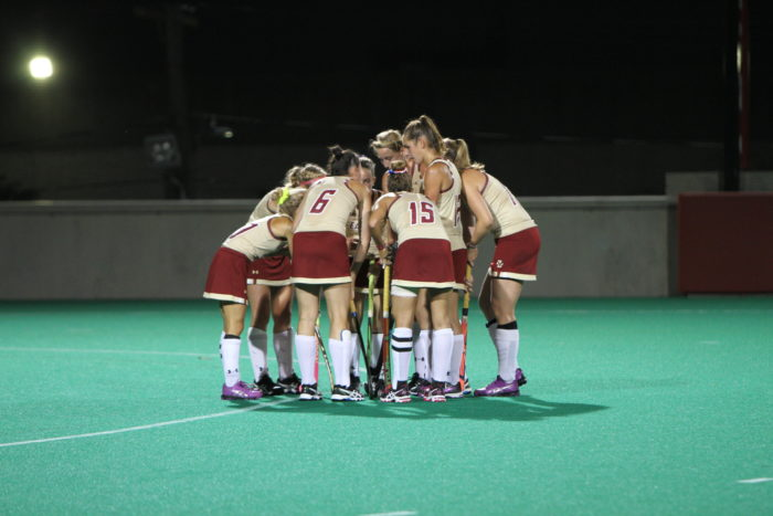 BC Upsets No. 6 Maryland to Complete ACC/Big Ten Cup Sweep