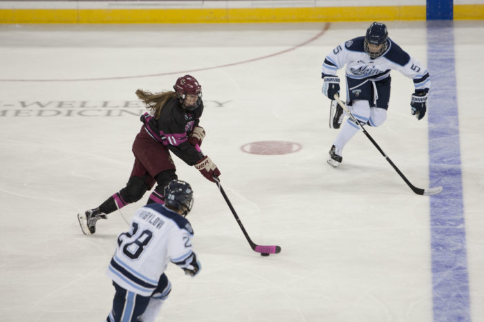 Eagles Ride Early Momentum to Decisive Victory Over Maine