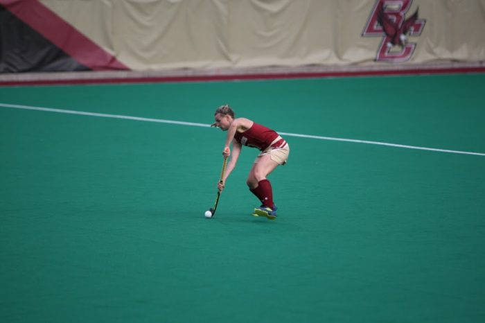 BC Bounces Back With Dominant Win Over New Hampshire