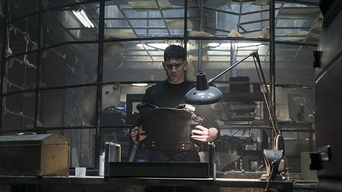 'Punisher' Depicts Dark Origins, Graphic Adventures