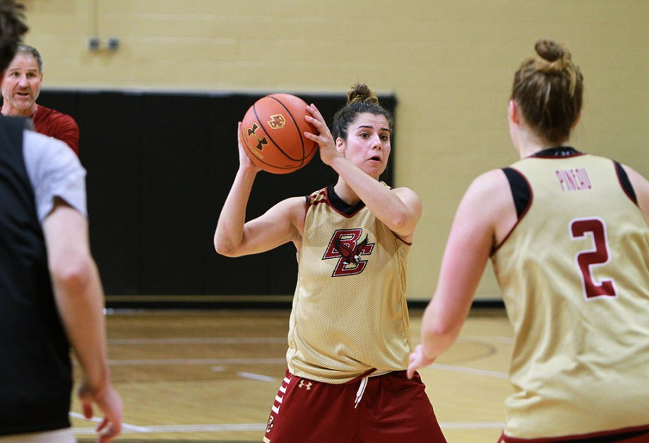 Changing The Culture: Andie Anastos Brings Winning Tradition to Women's Basketball