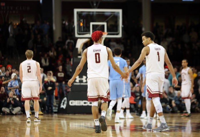 Closing Time: Men's Basketball Looking to Finish Games, Take Next Step in 2017-18